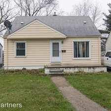 Rental info for 15469 Woodbine in the Redford area