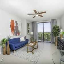 Rental info for 919 SW 57th Ave