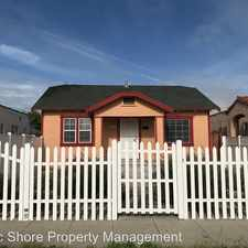 Rental info for 6615 2nd Avenue in the Inglewood area