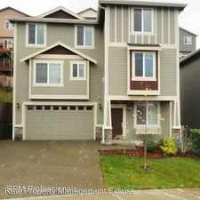 Rental info for 11753 64th Ln S