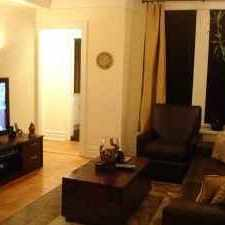 Rental info for 420 Riverside Drive #1P in the New York area