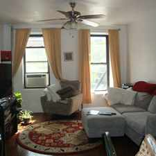 Rental info for 101 West 105th Street #4M in the New York area
