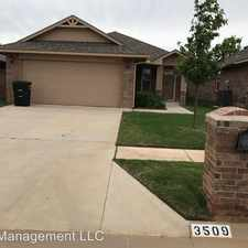Rental info for 3509 Green Apple in the 73069 area