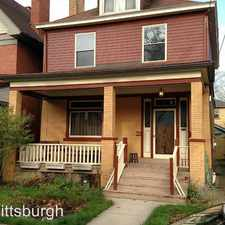 Rental info for 576 Celeron St in the Point Breeze area