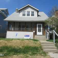 Rental info for 2409 Deming in the Old North Columbus area