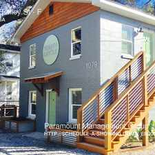 Rental info for 1081 Bexley St in the North Charleston area
