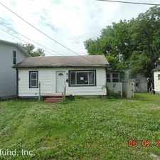 Rental info for 1408 E Oregon St in the Evansville area