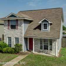 Rental info for 4060 Southern Trace in the College Station area