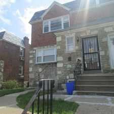 Rental info for 906 E. Durard St.- 2nd Fl. in the East Mount Airy area