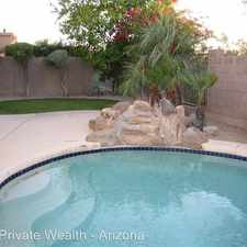 Rental info for 22504 N. 76th Place