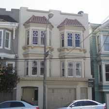 Rental info for 1435 Fulton Street - 4 in the Western Addition area
