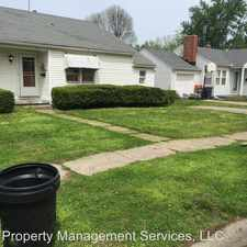 Rental info for 617 Broad St - 617 Broad A