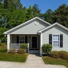Rental info for Tricon American Homes