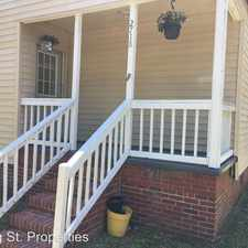 Rental info for 2718 North Street