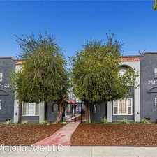 Rental info for 2615 S. Victoria Ave in the West Adams area