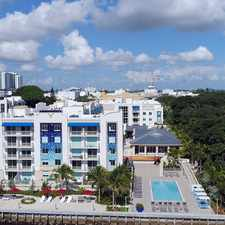 Rental info for Miami Bay Waterfront Midtown Residences