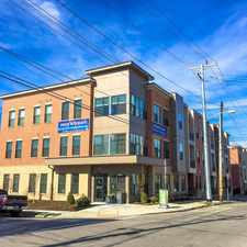 Rental info for DeSales Flats in the East Walnut HIlls area