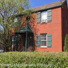 Rental info for 1369 Woodbine St. in the Stanton Heights area