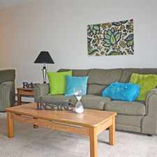 Rental info for Waters Edge Apartments in the East Lansing area