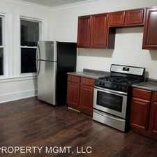 Rental info for 89 N 4TH ST 2ND FL in the Paterson area