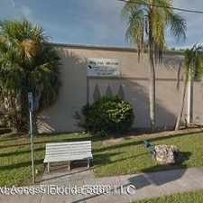 Rental info for 5860 22nd Avenue North #16 in the St. Petersburg area
