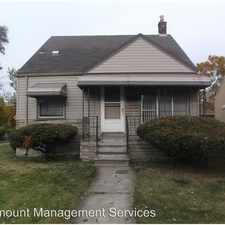 Rental info for 3040 S Dartmouth in the Lincoln Park area