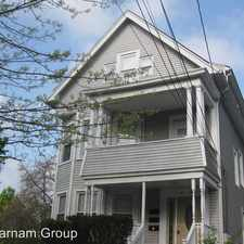 Rental info for 32 Sheffield Ave - 2 in the New Haven area