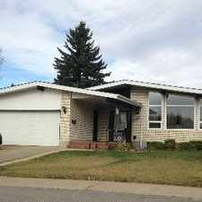 Rental info for Edmonton House for rent in the Rideau Park area