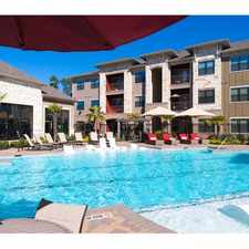 Rental info for Sovereign Spring Cypress in the Houston area