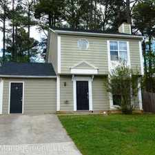 Rental info for 6157 Saint Christophers Ct in the Redan area