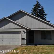 Rental info for 4706 NE 132nd Place