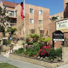 Rental info for Kingsley Plaza