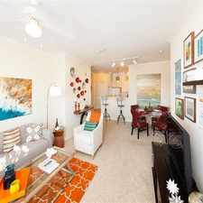 Rental info for Point At Westside in the Atlanta area