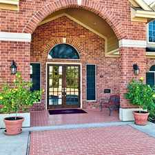 Rental info for Westlake Residential in the Pearland area