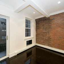 Rental info for 448 West 19th