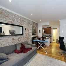 Rental info for 323 East 78th Street
