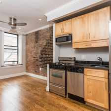 Rental info for 422 East 9th Street