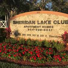 Rental info for Sheridan Lake Club Apartments