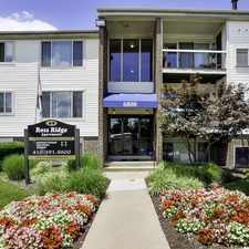 Rental info for Ross Ridge Apartment Homes in the Rosedale area
