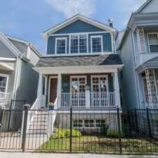 Rental info for 3339 North Claremont Avenue #Single-Fam in the Avondale area