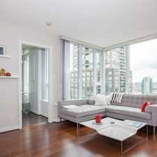 Rental info for 1010 Richards Street #1507 in the West End area