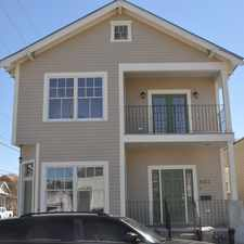 Rental info for 502 South Hennessey Street in the New Orleans area