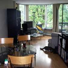 Rental info for 1330 Burrard Street in the West End area