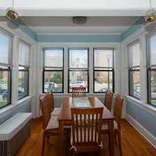 Rental info for 622 Hinman Avenue #2 in the Evanston area