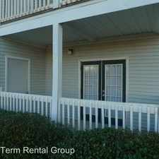 Rental info for 6194 Gulf Shores Parkway J6