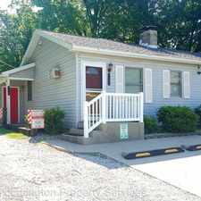 Rental info for 130 N Union St Apt A in the Bloomington area