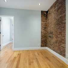 Rental info for Ludlow St in the Bowery area