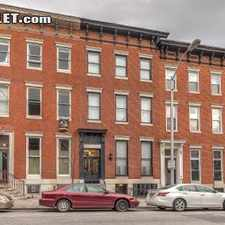 Rental info for One Bedroom In Baltimore City in the Penn - Fallsway area