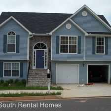 Rental info for 9047 Highland Parkway