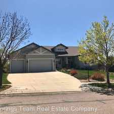Rental info for 3147 Deergrass in the Pine Creek area